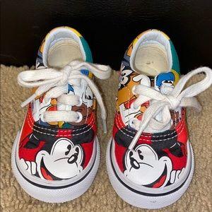 Disney Vans